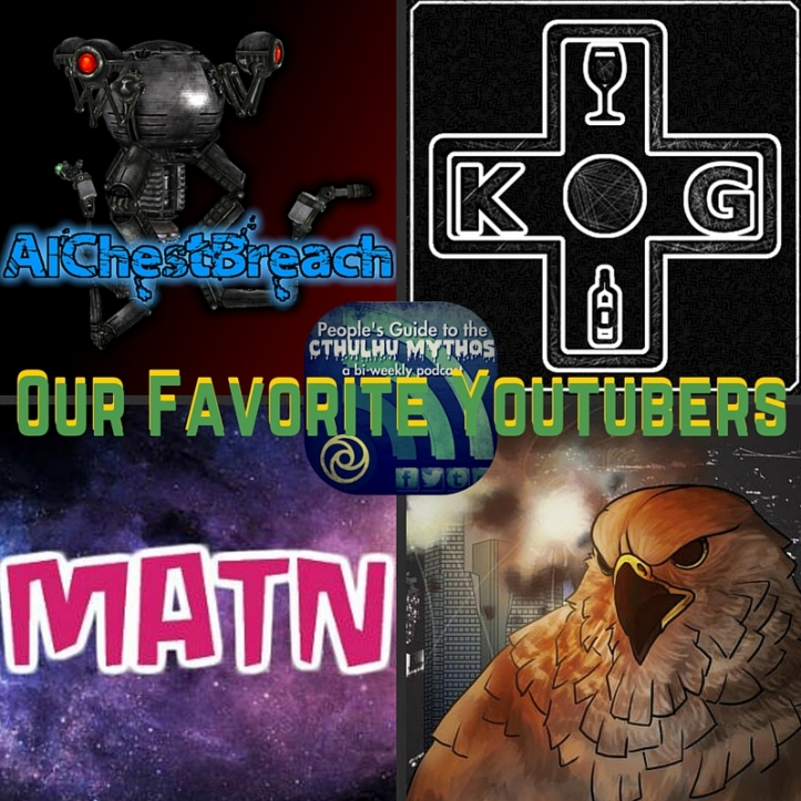 Our Favorite Youtubers