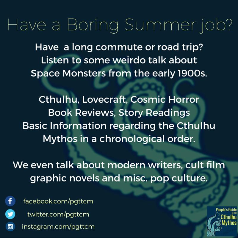 Have a Boring Summer job-