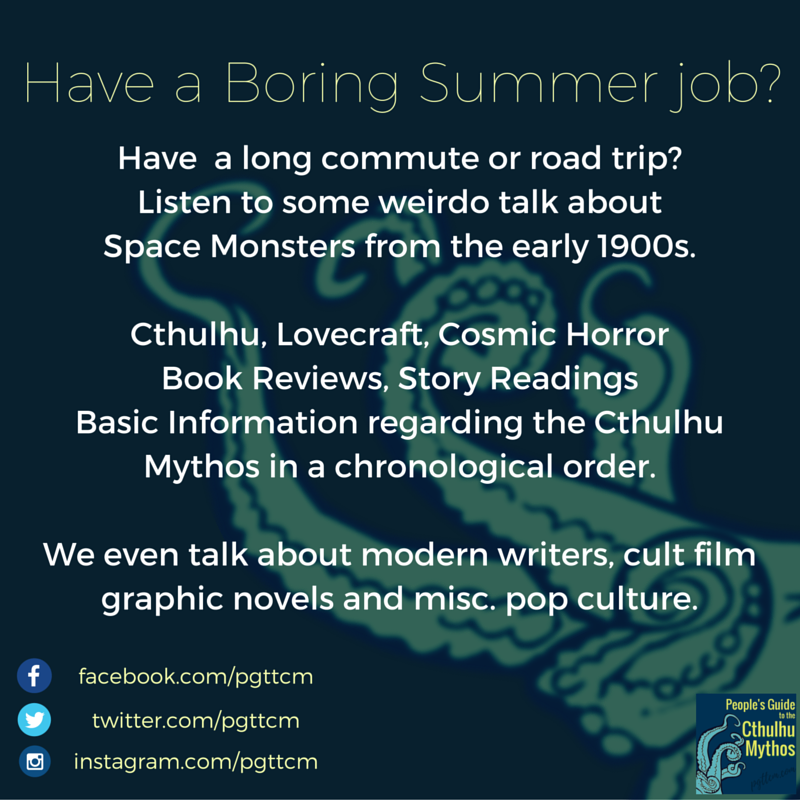 Have a Boring Summer job-
