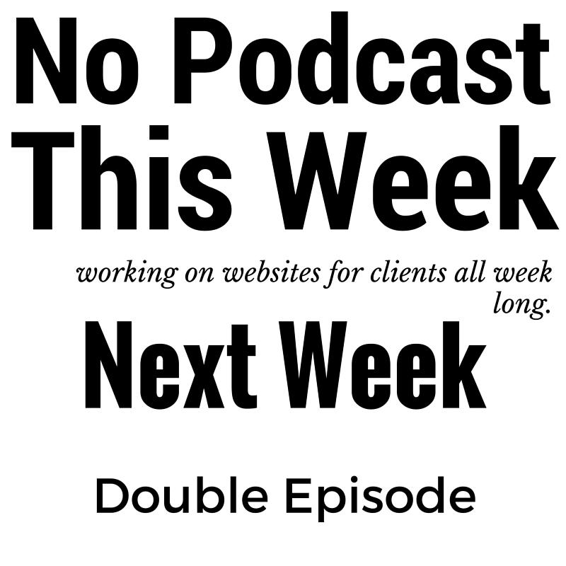 No Podcast