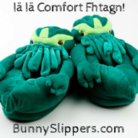 cthulhuslippers